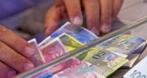 O bancă e în pragul executării silite: Datorează clienţilor 30.000 de franci elvețieni