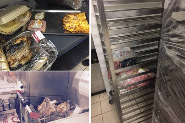 GALERIE FOTO Otrava din supermarket. Cum sunt batjocoriţi românii de marile magazine Cora şi Carrefour