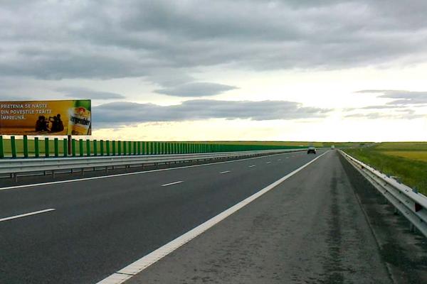 Se introduce sistemul electronic de taxare pe Autostrada Soarelui
