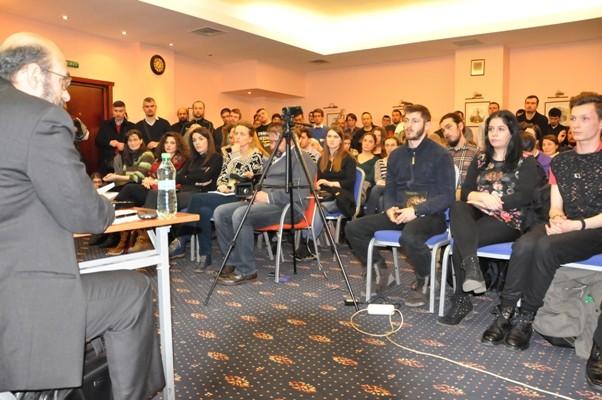 """Reacţie după Conferinţa """"Tulburarea identităţii de gen şi viitorul omenirii"""""""
