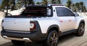 Apare noua Dacia Duster pick-up cu patru uşi VIDEO GALERIE FOTO
