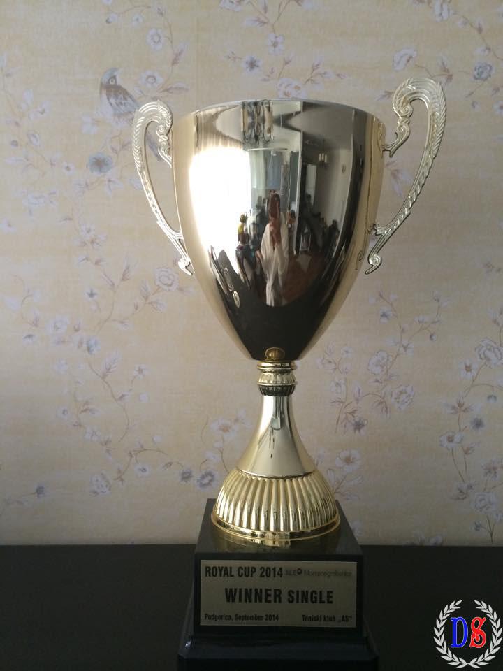 Trofeu Andreea Mitu