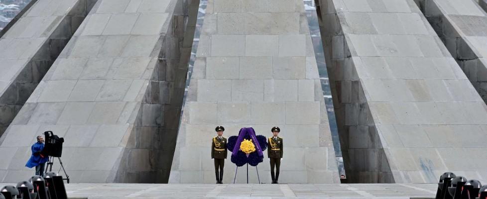 armenia erevan memorial