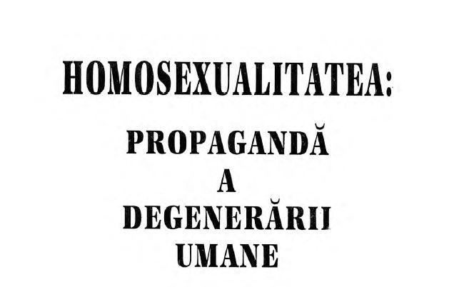 Ce scrie DE FAPT în broşura distribuită de un profesor de religie la Braşov. Cine sunt autorii textelor