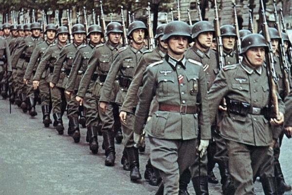 Raport nazist din 1940 despre România. Planul de colonizare, pus în aplicare abia în zilele noastre Wehrmacht-600x400