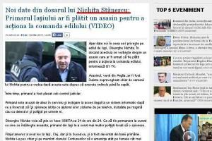 B1 TV l-a arestat pe Nichita Stănescu