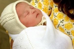 Primele fotografii cu Kate, William şi fetiţa lor