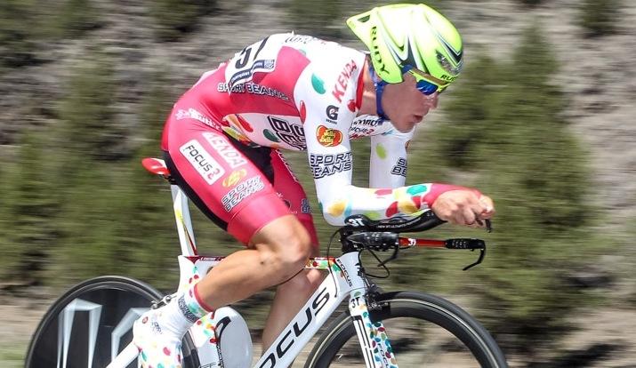 Pentru prima oară în istorie, un ciclist român va participa la Turul Italiei
