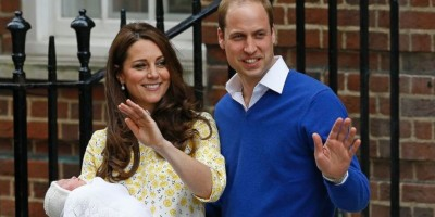 Trei prenume pentru mica prințesă din familia regală a Marii Britanii