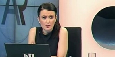 Sorina Matei, concediată oficial de la B1 TV
